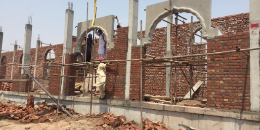 PRECAST ARCH FITTING BY AHMED ENGINEERING